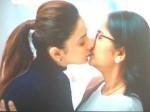 Manmadhudu 2 Rakul Preet Singh And Jhansi Kiss Scene Viral