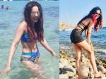 Rakul Preet Singh Rocks In Bikini At Ibiza