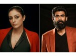 Tabu Not Acting In Rana Daggubati S Virataparvam