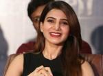 Samantha Akkineni Update She Was In Chennai Secretly Whats Going On
