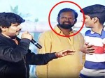 Funny Incident At Sampoornesh Babu S Kobbari Matta Pre Release Event
