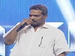 Saaho Pre Release Event Syamprasad Reddy Comments