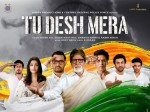Crpf India Unveiled Tu Desh Mera Song S Poster