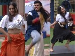 Hot Dance In Bigg Boss House Ravi Krishna Special Act