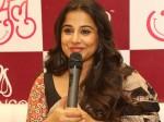 Vidya Balan Reveal Secret About Sridevi
