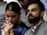 Viral Video Anushka Sharma Kissing Virat Kohli S Hand