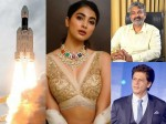 Ss Rajamouli Shah Rukh Pooja Hegde Reaction On Chandrayaan
