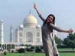Kajal Aggarwal Much Excited To See Taj Mahal