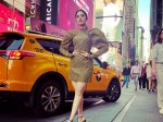 Sye Raa Narasimha Reddy Actress Tamannaah At New York City