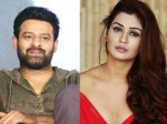 In Latest Intreview Paayal Rajput Comments On Prabhas