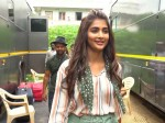 Pooja Hegde S First Day Experience In Akhil Akkineni Sets