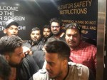 Prabhas Watch Saaho In Mahesh Babu S Amb Cinemas