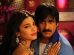Shruti Haasan Will Romance With Ravi Teja In Gopichand Malineni Movie