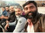 Senthil Kumar S Rrr Selfi Pic Gioes Viral