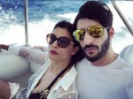 Sushmita Sen Gets Cozy With Boyfriend Rohman Shawl