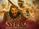 Rs 45 Cr For Sye Raa Narasimha Reddy Visual Effects