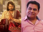 Minister Ktr Will Not Attend To Sye Raa Audio Function