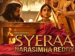 Sye Raa Satellite And Digital Rights Sold Out For Rs 125 Cr
