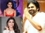 Trending Filmi News Pawan Kalyan Shriya Saran Nikesha Patel