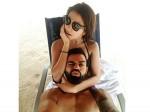 Anushka Sharma Virat Kohli Enjoying In Half Bikini
