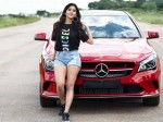 Nabha Natesh Purchased A Luxury Car