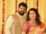 Actress Archana Veda Engagement With Jagadeesh Had The Presence Of Actor Sumanth Navdeep Shiva