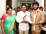 Auto Rajini Movie Started With Ys Jagan Blessings