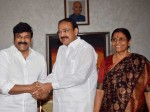 Venkaiah Naidu Comments On Ram Charan And Chiranjeevi