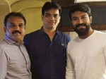 The Reason Behind Ram Charan S Visit To Koratala Office