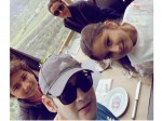 Mahesh Babu Enjoying Holidays In Swiss Alps With Family