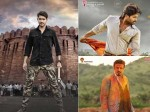 Tollywood Heros Treats Fans With First Looks On Vijayadashami Occasion