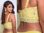 Pooja Hegde Shares A Hot Pic And She Had A Mole On Waist