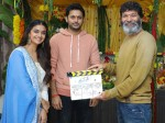 Nithin And Keerthy Suresh S Rang De Movie Started