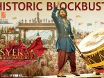 Sye Raa Movie Day 1 Collections Chiru Movie Heading For 100 Crores