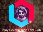 Vijay Deverakonda Starts Vdfansclub Website