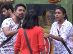 Bigg Boss Telugu 85 Day Shivajyothi Varun Sandesh Argued Heavily