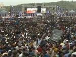 'సాహో' ప్రీ రిలీజ్: ప్రభాస్ డై హార్డ్ ఫ్యాన్స్ రచ్చ.. రద్దు చేస్తామని నిర్వాహకుల వార్నింగ్!