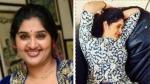 Priya: సురేఖవాణి, ప్రగతి తరువాత ఇప్పుడు మరో క్యారెక్టర్ ఆర్టిస్ట్.. అందమైన పుట్టుమచ్చ చూపిస్తూ