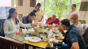 బావ మహేష్కు జబర్దస్త్ దావత్.. గ్రాండ్గా సుధీర్ బాబు భార్య బర్త్డే.. ఫ్యామిలీ ఫోటోలు వైరల్