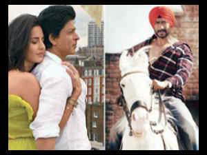 Diwali 2012: biggest Bollywood clash