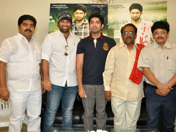 Genius Movie Success Meet