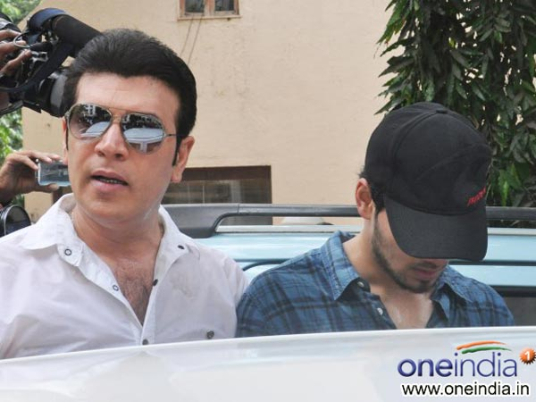Aditya Pancholi defends son Suraj
