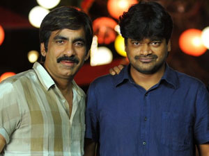Ravi Teja nd Harish Shankar