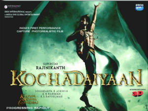 Rajinikanth to fight with dolphins in Kochadaiyaan