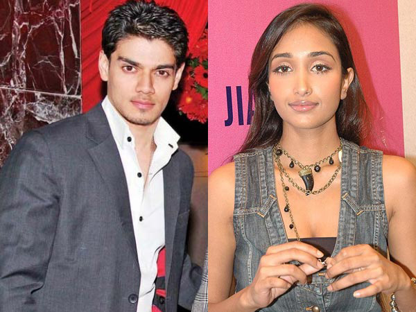 Jiah Khan and Suraj Pancholi
