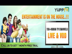 YuppTV launches 'Movie-on-Demand' service for South Asians