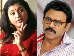 Roja about differences with Venkatesh