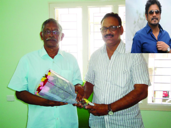 Annapurna Studios distribution office started