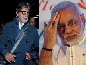 Author of fake video must apologise to Amitabh Bachchan: Narendra Modi