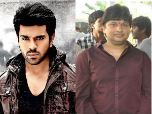 Surender Reddy next with Ram charan